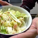 白菜サラダ丼