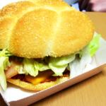 BBQバーガー