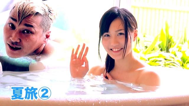 【ポロリ!?】美人と混浴温泉を貸し切ってみた! 夏のおすすめ旅 Best Summer Trips②
