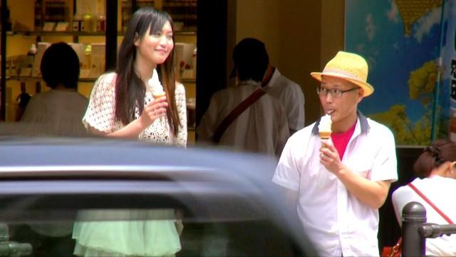 箱根でデート!? 完全未公開映像… 夏のおすすめ旅おまけ②